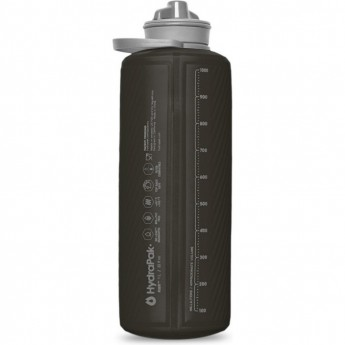 Бутылка HYDRAPAK FLUX 1L MAMMOTH GREY